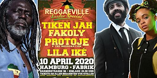 Reggaeville Easter Special in Hamburg 2020