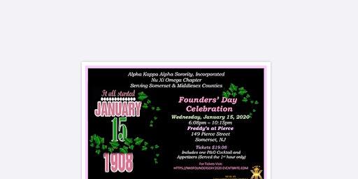 Founder's Day Celebration - AKA, Inc.