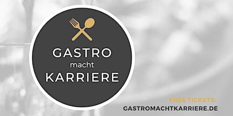 """""""Gastro macht Karriere"""" am 15.Januar in München - Tour Au- Haidhausen Tickets"""