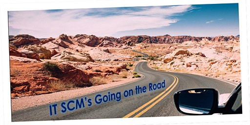 Software Configuration Management Roadshow is coming to El Dorado Hills!