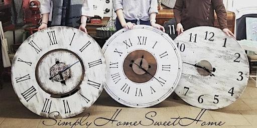 Farmhouse Clocks January 12th