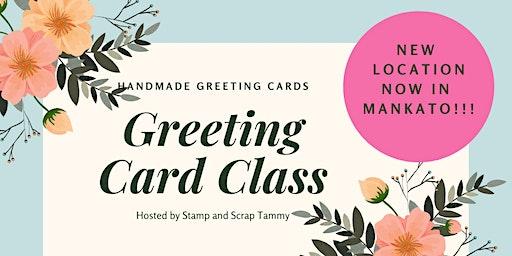 Handmade Greeting Cards Class