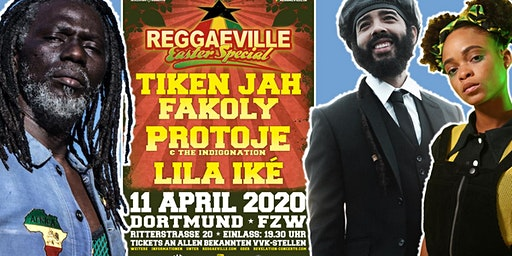 Reggaeville Easter Special in Dortmund 2020