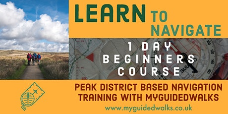Beginners Navigation Training Course, Edale, Peak District tickets