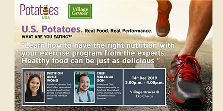 U.S. Potatoes. | Real Food. Real Performance. tickets