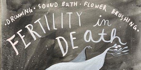 Meditative Drawing Workshop and Soundbath tickets