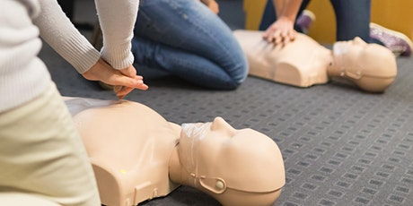 FREE!   Hands Only CPR & AED Class / Los Altos Hills / 1.5 hrs tickets