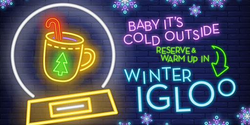 Winter Igloo: January 2020