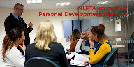 INLPTA accredited NLP Personal Development Diploma tickets
