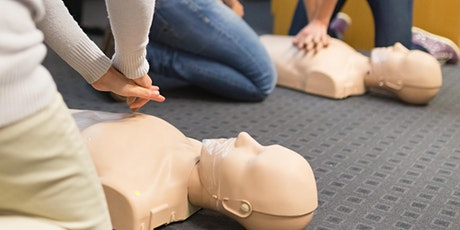 FREE Hands Only CPR / Campbell / 1.5 hrs tickets