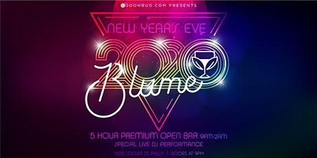 Blume New Years Eve Party 2020 tickets