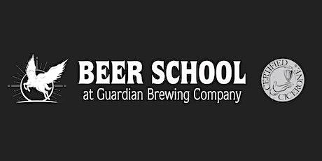 Guardian Beer School: Barleywines and Wheatwines (Jan 29) tickets