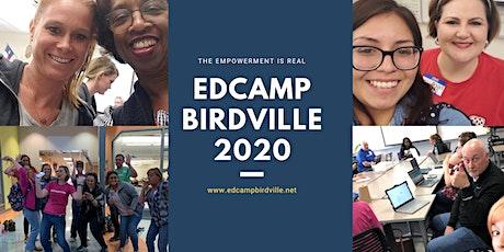 Edcamp Birdville 2020 tickets