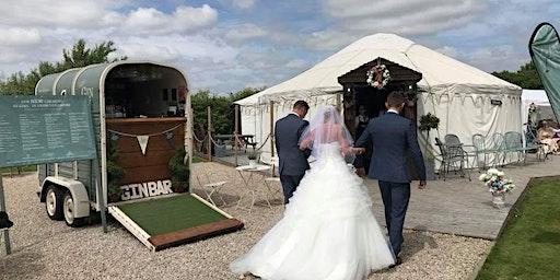 The Salix Yurts Wedding Fair
