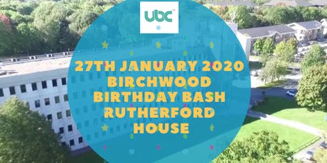 UBC's Birthday Bash - Epic Networking Event tickets