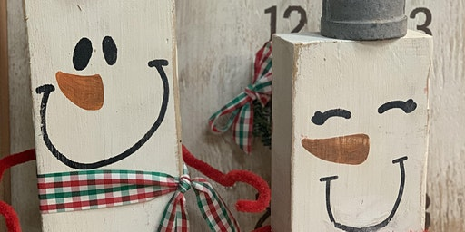 Kid's Christmas ⛄️ Class, Dec. 15