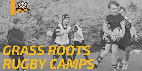 Half Term Grass Roots Rugby Camp - Sidmouth RFC tickets
