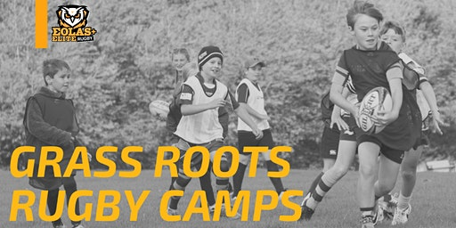 Half Term Grass Roots Rugby Camp - Sidmouth RFC