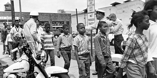 Young Heroes of the Civil Rights Movement