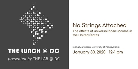 The Lunch @ DC with Ioana Marinescu tickets