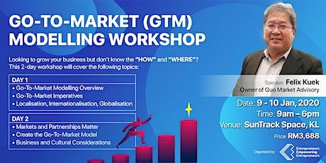 Go-To-Market (GTM) Modelling Workshop tickets