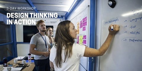 Design Thinking in Action | Impact Hub Geneva tickets