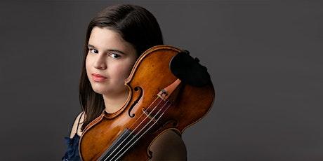 Rabia Brooke: Violin Recital tickets