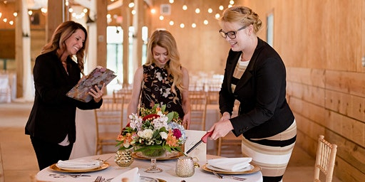Wedding Planner Seminar and Job Interview