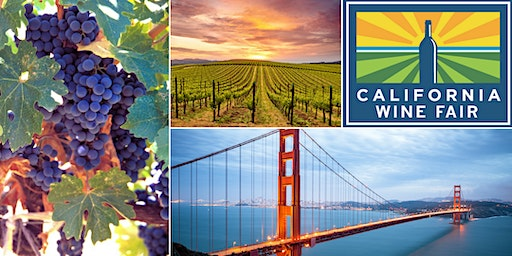 2020 California Wine Fair - Toronto Consumer Ticket