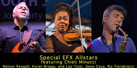 SPECIAL EFX ALL STARS FT. CHIELI MINUCCI tickets