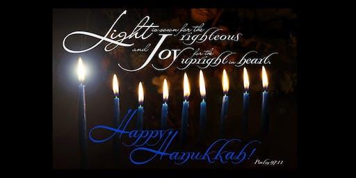 Netzer of Hope Hanukkah Praise Night