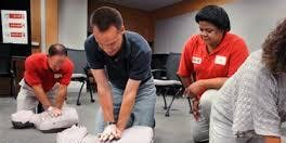 ADULT CPR, Pediatrics, First Aid, AED Training.