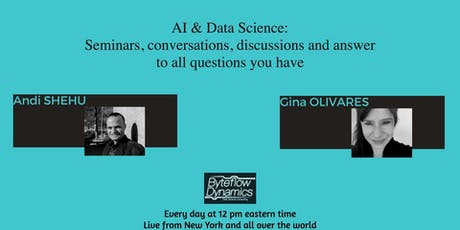 AI & Data Science Seminar Week Live Series (Free to RSVP) tickets