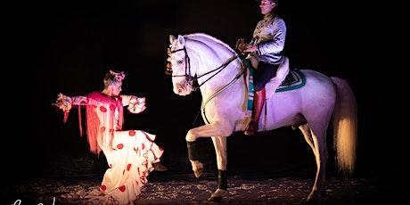 Ritmo a Caballo 2020 [Live Flamenco - Horse Show] entradas