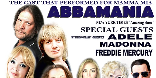 Abbamania & Freddy Mercury Tribute