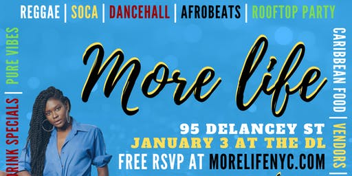 More Life with DJ Norie and Friends