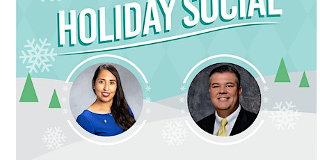 The District 4 Holiday Social tickets
