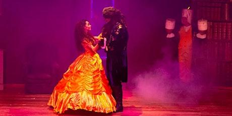 50% de Desconto: A Bela e a Fera no Teatro Folha ingressos