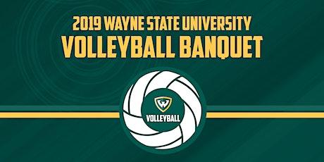 2019 WSU Volleyball Banquet tickets