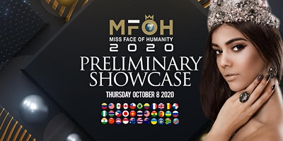 Miss **** of Humanity 2020 Preliminary Showcase Of MFOH Delegates