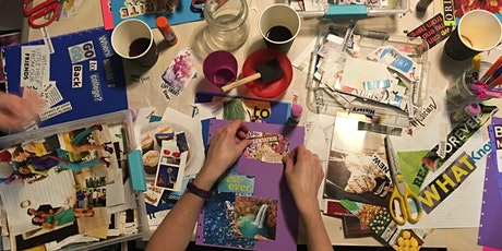 New Year/New You Vision Board Workshop tickets