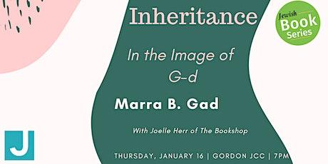 Inheritance: Marra Gad at the Bookshop tickets