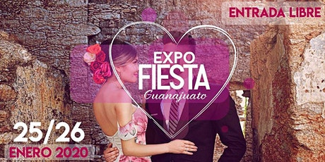 Expo Fiesta Guanajuato 2020 boletos