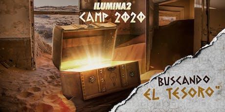Ilumina2 Camp 2020 - Buscando el Tesoro entradas