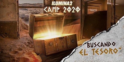 Ilumina2 Camp 2020 - Buscando el Tesoro