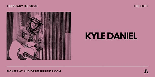 Audiotree Presents: Kyle Daniel