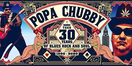 Popa Chubby | The 1865 tickets