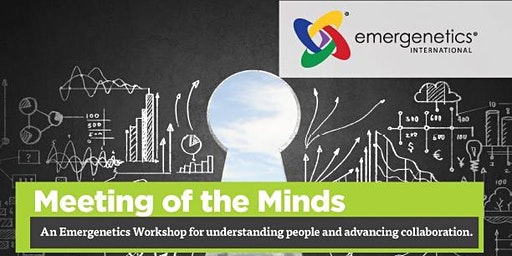 """Emergenetics: """"Meeting of the Minds"""" workshop_Town-Point"""