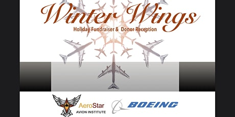 Winter Wings Holiday Reception tickets