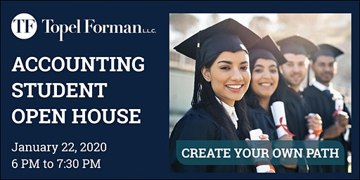 Topel Forman Student Open House